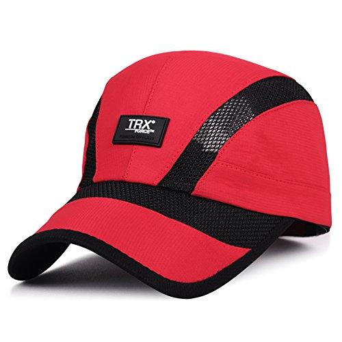XBR Chapeau Summer Parasol Hat à l'extérieur de la Mode pour Hommes sur la pac Casquette de Base - Ball de Gueules
