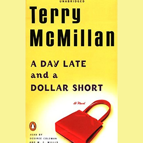 A Day Late and a Dollar Short Audiobook By Terry McMillan cover art