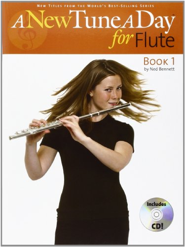 A New Tune A Day: Flute - Book 1 (CD Edition) (Book & CD): Noten, Lehrmaterial, CD für Flöte