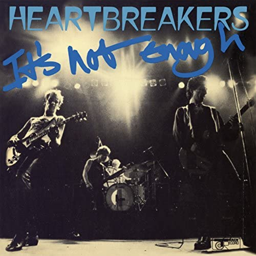 Heartbreakers, Johnny Thunders, Walter Lure, Billy Rath & Jerry Nolan