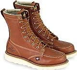 Thorogood Men's 814-4201 American Heritage 8' Moc Toe, MAXwear Wedge...