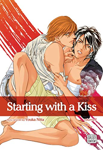 STARTING WITH A KISS GN VOL 01 (A)