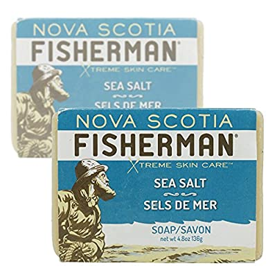 Nova Scotia Fisherman - Hand Poured Soap