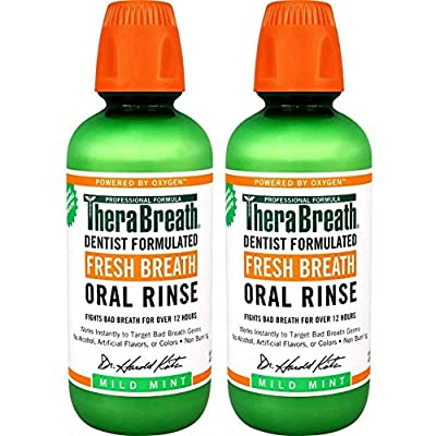 TheraBreath Fresh Breath Oral