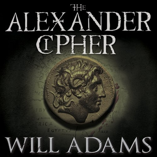 The Alexander Cipher audiobook cover art