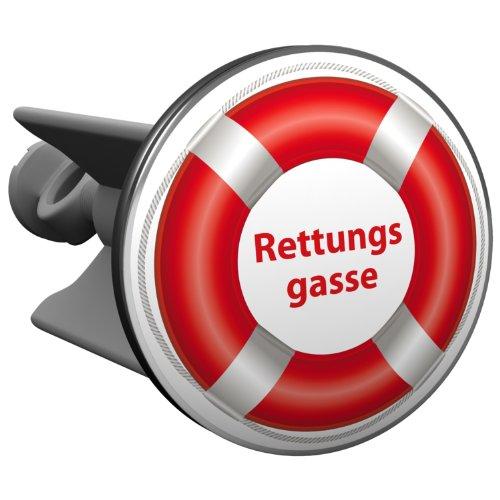 Plopp Waschbeckenstöpsel Rettungsgasse, Stöpsel, Excenter Stopfen, für Waschbecken, Waschtisch, Abfluss