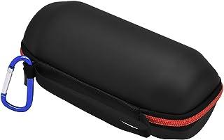 غطاء مكبر صوت واقي حافظة تخزين لسماعة أمازون الحنفية بلوتوث حمل حقيبة سفر حقيبة إيفا مع خطاف محمول