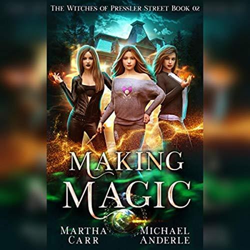 Making Magic cover art