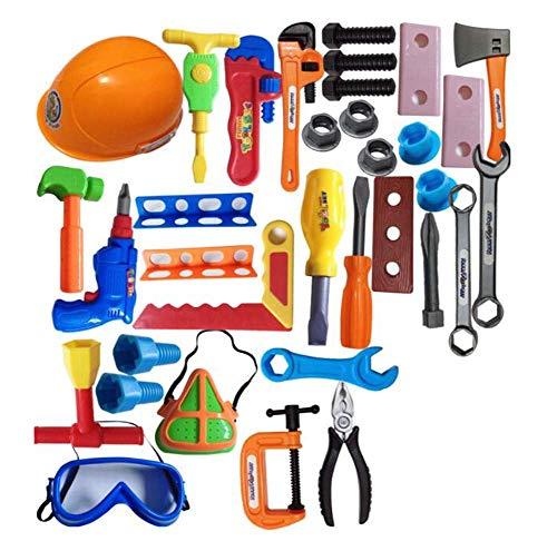 Black Temptation Boîte à Outils de Maintenance Toy Set Children Role Playing Toys-25