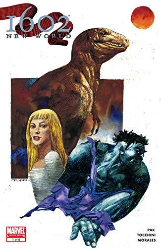 Marvel 1602 #1: New World (Marvel 1602: The New World) (English Edition)