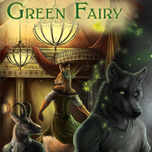 Green Fairy Audiobook By Kyell Gold cover art