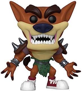 Funko Pop! Games: Crash Bandicoot S3 Tiny Tiger, Action Figure - 43344
