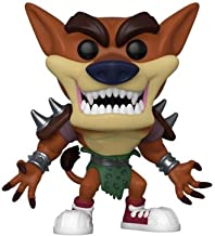 Funko 43344 POP Vinyl Games: Crash Bandicoot-Tiny Tiger Samm