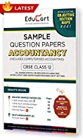 Educart CBSE Class 12 Accountancy Sample Question Papers 2021 (As Per 9th Oct CBSE Sample Paper)