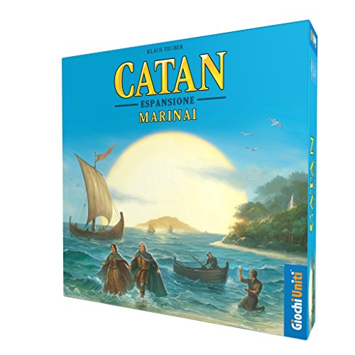Catan Studios Coloni Catan i Marinai, GU574