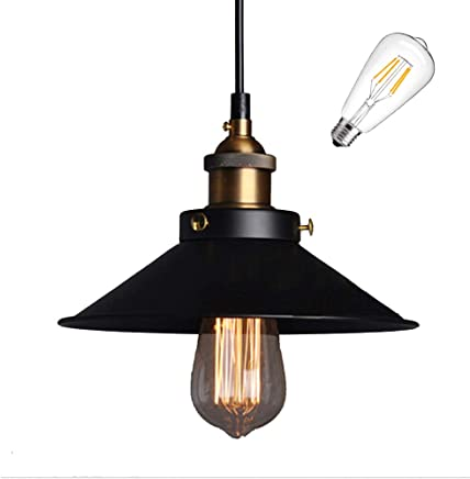 Amazon Fr Ampoule Led Filament Vintage Suspensions