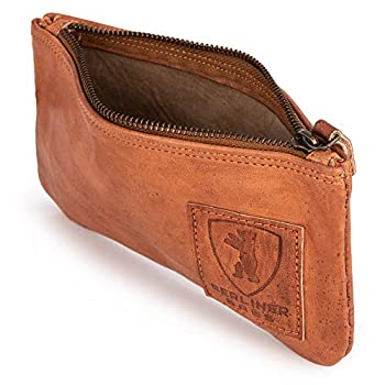 Best leather pouch with zipper Reviews