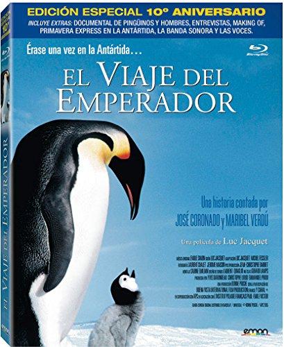 El Viaje Del Emperador - Edición 10º Aniversario [Blu-ray]