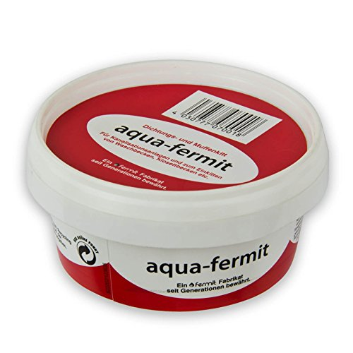 Aqua Fermit Dichtungs- und Muffenkitt 250g