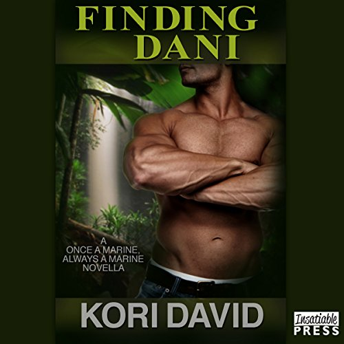 Finding Dani audiobook cover art