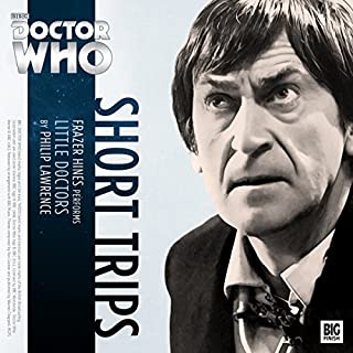 Doctor Who - Little Doctors cover art
