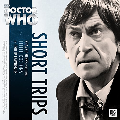 Doctor Who - Little Doctors audiobook cover art