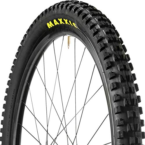 Maxxis Mixte - Adulte Minion DHF WT TLR Pneu Pliable Noir 1 Taille
