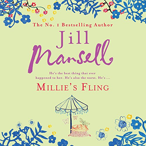 Millie's Fling audiobook cover art