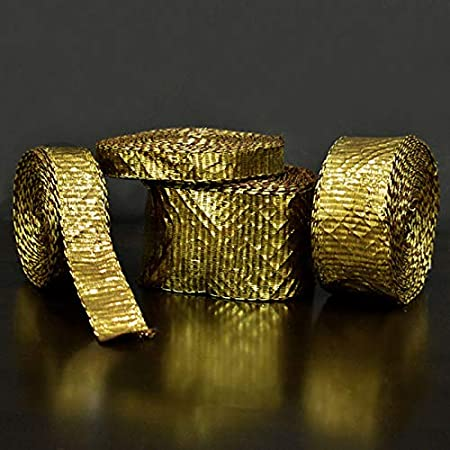 60 Meter Embroidery Trim Lace Ribbon Gota Laces Borders Material for Dresses Clothes Apparels Saree Blouses Making Purpose Antique Gold Color