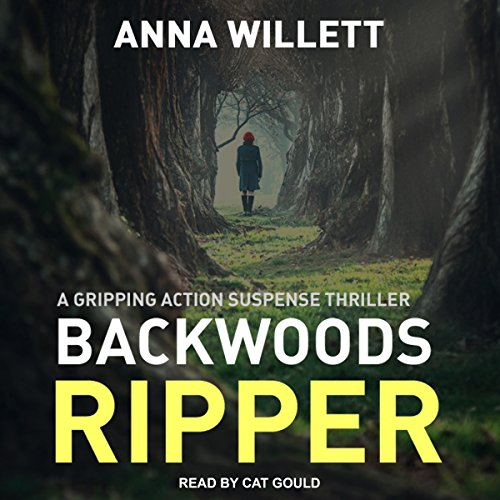 Backwoods Ripper audiobook cover art