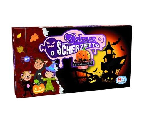 Editrice Giochi-1643 Dolcetto o Scherzetto Il Gioco di Halloween, EDG-1643