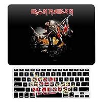 Iron Maiden アイアン・メイデン Iron Maiden アイアン・メイデン MacBook Air 13 インチ ケース 衝撃吸収 薄型 対応 A1466/A1369 MacBook Air 13 キーボードカバー ラップトップ MacBook Pro 13 キーボードカバー MacBook Pro 13 インチ ケース カバー A1706/A1989/A2159