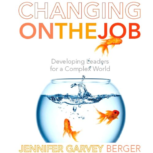 Changing on the Job audiobook cover art
