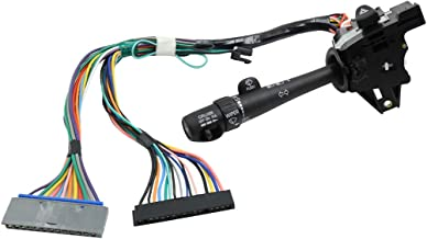 uxcell Multi-Function Dimmer Cruise Wiper Turn Signal Switch Lever 26073612 for 00-05 Chevrolet Monte Carlo