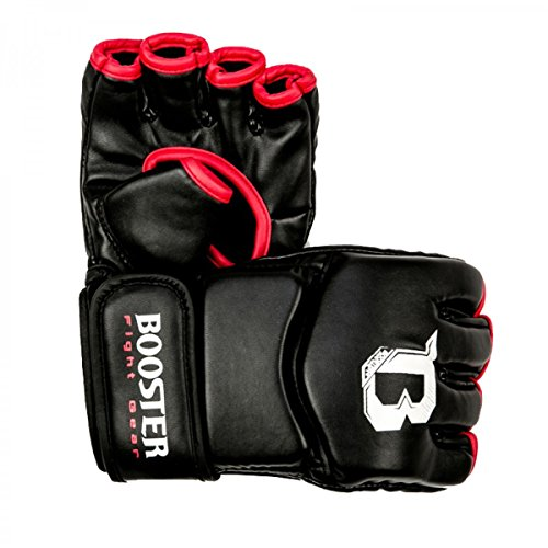 Booster MMA Handschuhe, BFF Cage, Freefighthandschuhe, MMA Gloves, Grappling Größe S/M