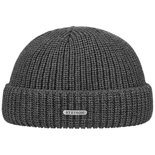 Stetson femmes d/'été Sun Guard ® Chapeau de Paille Soleil Contrast Stitch 33 gris