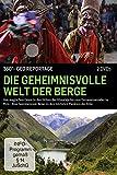 360° - GEO Reportage: Die geheimnisvolle Welt der Berge [2 DVDs]