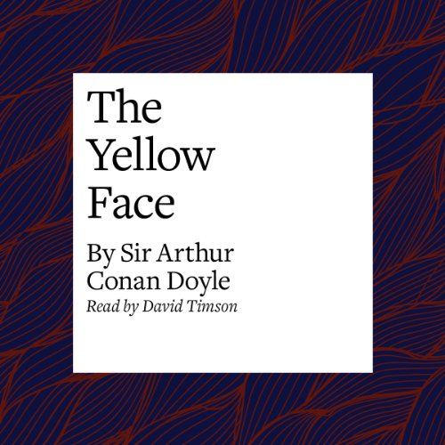 The Yellow Face audiobook cover art