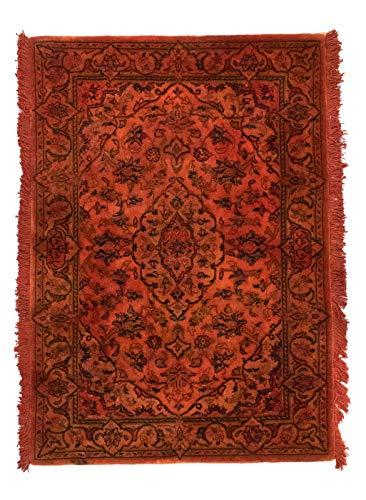 Morgenland Teppiche 4924Kes70x100 Teppiche, 90% Schurwolle 10% Seide, 70 x 100 cm