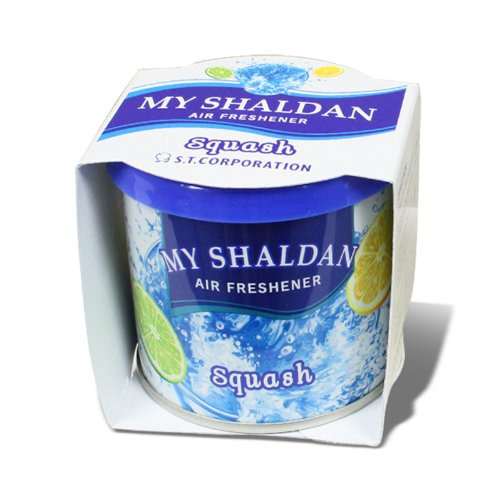 My Shaldan Japanese Car Cup-Holder Natural Air Freshener Cans (Squash...