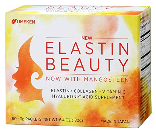 Umeken Elastin Beauty- Edible El...