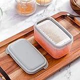CXYDP Rettich Kartoffelpüree Kartoffelpresse Frischhaltebox, Küche Multifunktionale...