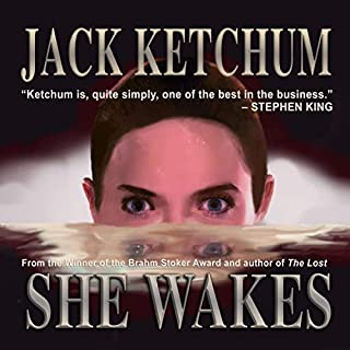 She Wakes audiobook cover art