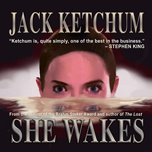 『She Wakes』のカバーアート