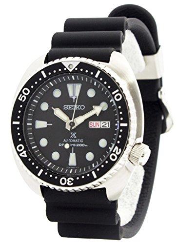 [セイコー]SEIKO 腕時計 PROSPEX タートル自動ダイバーズ200M SRP777K1 自動巻き メンズ [並行輸入品]