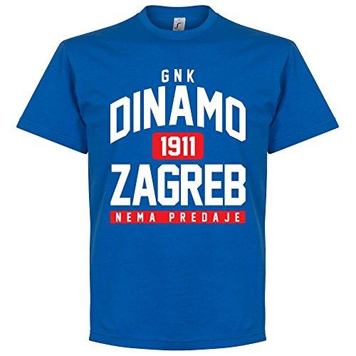 Dinamo Zagreb T-Shirt - blau - XL