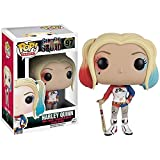Funko Pop Heroes - Suicide Squad - Harley Quinn #97 DC Heroes Toy Figure Derivatives ,Multicolor for...