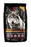 ALPHA 3001203 Spirit Canine MULTIPROTEICO HUMEDO MONODOSIS 3KG, Negro, Mediano, 3000