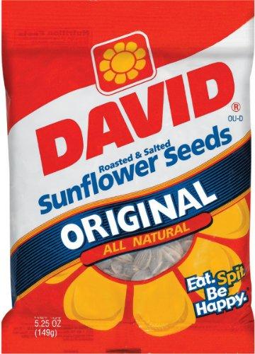 David Sunflower Seeds San Jose Mall 5.25 Oz G lowest price 12 Product Pieces Description: