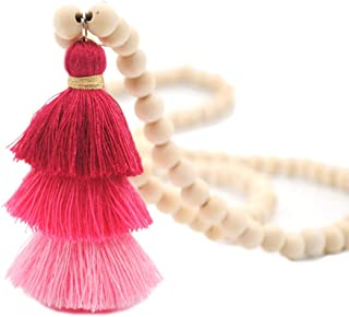 Best girls tassel necklace Reviews